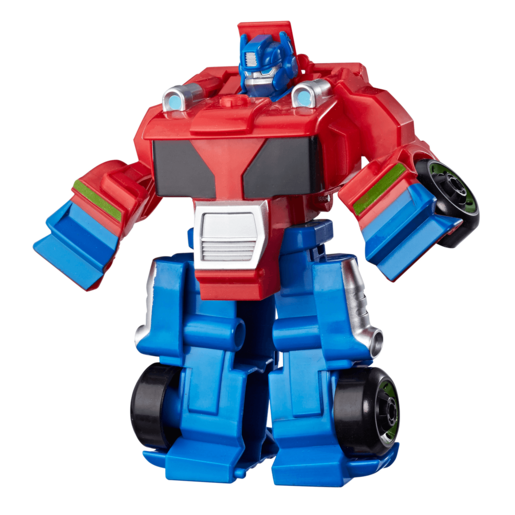 Playskool Transformers Rescue Bots 13cm Figure - Optimus Prime