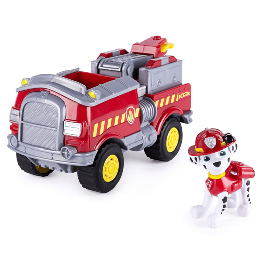 Paw Patrol Marshall's Forest Vehicle