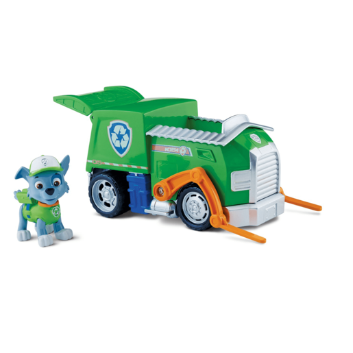 Paw Patrol - Rocky's Recycle Truck
