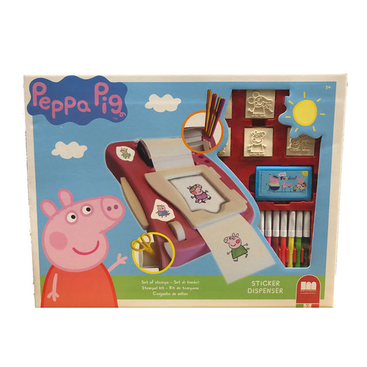 Peppa Pig Sticker Machine