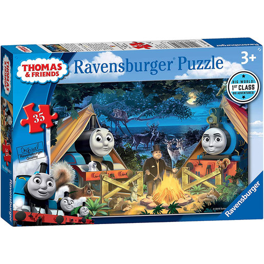 Ravensburger Thomas and Friends Puzzle - 35pcs.