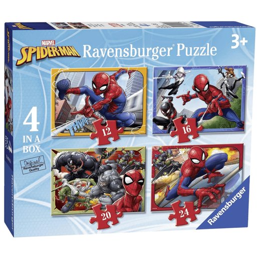 Ravensburger Spider-Man - 3x49 Pieces Puzzle