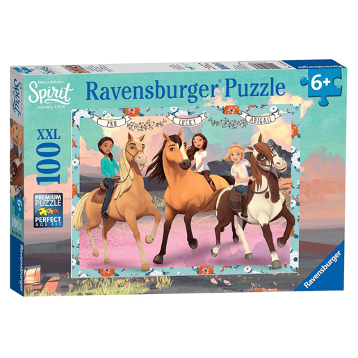 Ravensburger Spirit -100 Pieces Puzzle