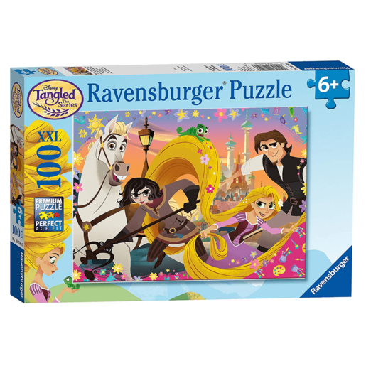 Ravensburger Disney Tangled XXL Jigsaw Puzzle - 100 Pieces