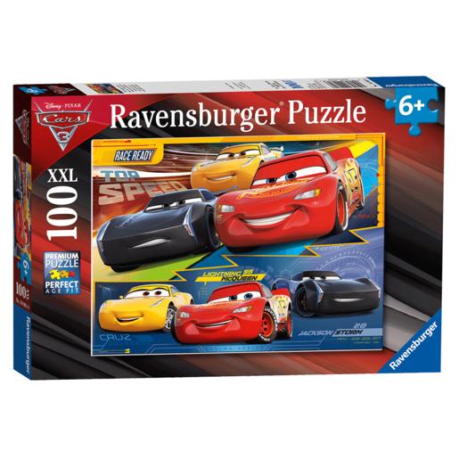 Ravensburger XXL 100pc Jigsaw Puzzle - Disney Pixar Cars 3