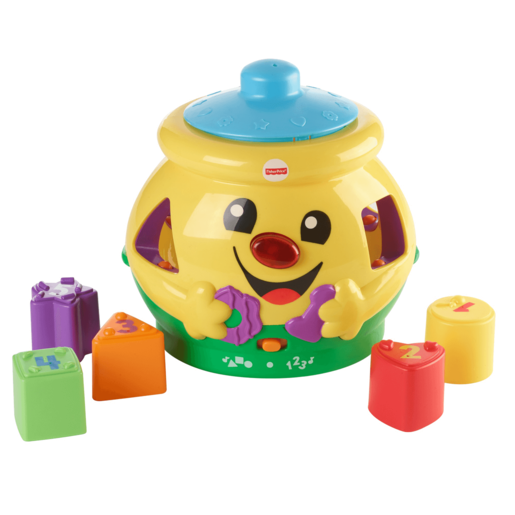 Fisher-Price Laugh & Learn Cookie Shape Surprise