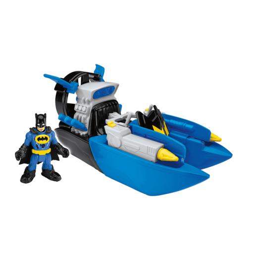 Fisher-Price Imaginext DC Super Friends - Batman with Bat Boat