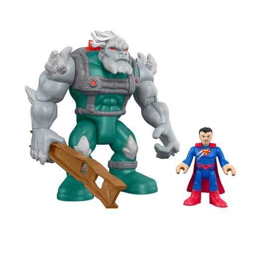 Fisher-Price Imaginext DC Super Friends - Doomsday & Superman