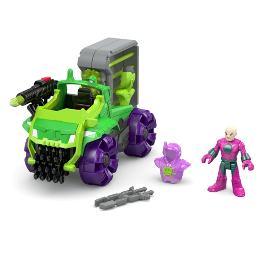 Fisher-Price Imaginext DC Super Friends - Lex Luthor Hauler Vehicle