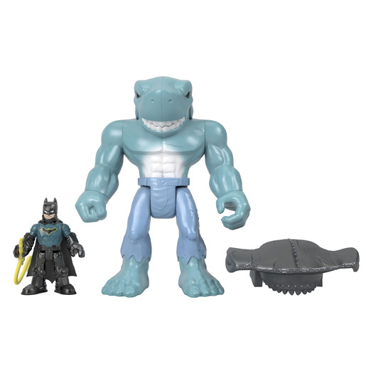 Fisher-Price Imaginext DC Super Friends - Batman And King Shark