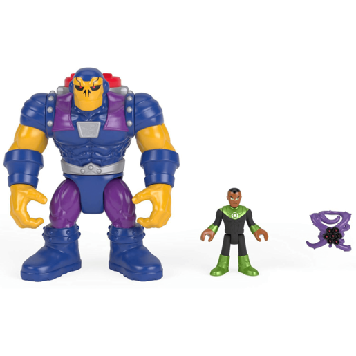 Fisher-Price Imaginext DC Super Friends - Mongul and Green Lantern Figures