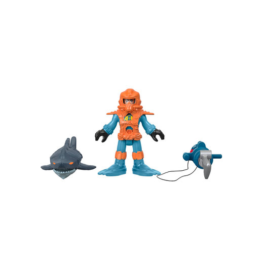 Fisher-Price Imaginext DC Super Friends - Reef Diver
