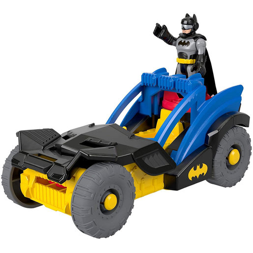 Fisher-Price Imaginext DC Super Friends - Batman Rally Car