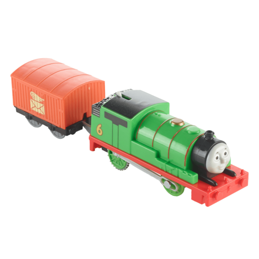 Fisher-Price Thomas & Friends - TrackMaster Motorised Percy Engine