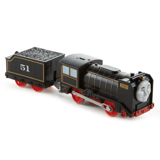 Fisher-Price Thomas & Friends - TrackMaster Motorised Hiro Train Engine