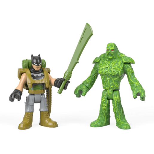 Fisher-Price Imaginext DC Super Friends - Batman and Swamp Thing