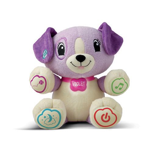 LeapFrog My Pal Violet Soft Toy from TheToyShop