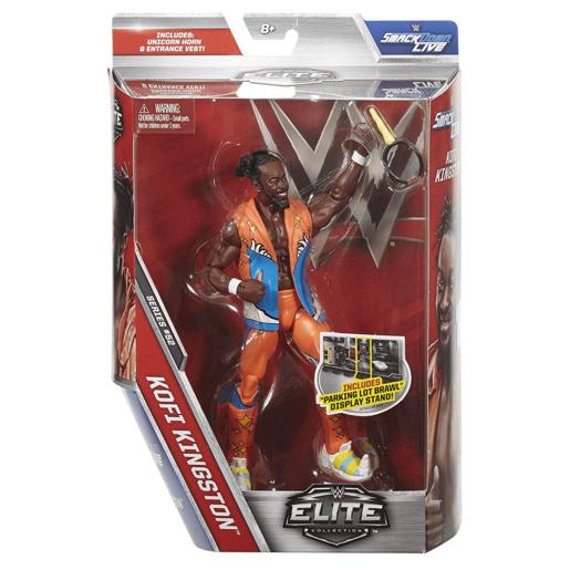 WWE Elite Collection Action Figure - Kofi Kingston
