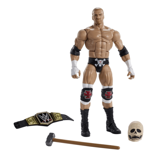 WWE Wrestlemania Elite Collection 17cm Action Figure - Triple H