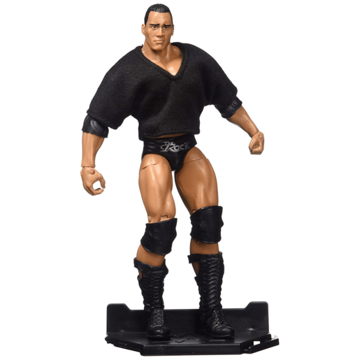 WWE Elite Collection Action Figure - The Rock