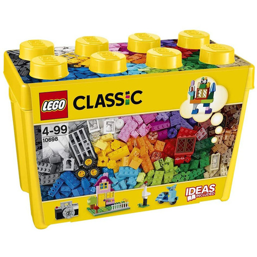 LEGO Classics Bricks Box - 10698