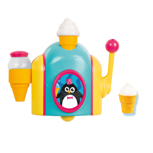 Tomy Toomies Foam Cone Factory from TheToyShop