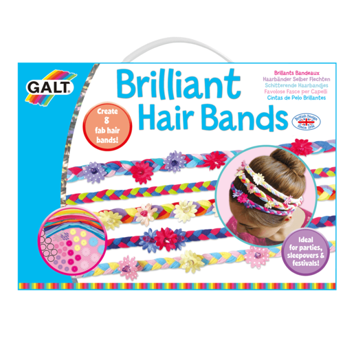 James Galt Brilliant Hair Bands