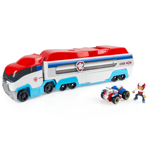 Paw Patroller Deluxe Lorry
