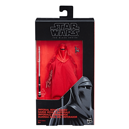 Star Wars The Black Series 15cm Figure - Imperial Royal Guard