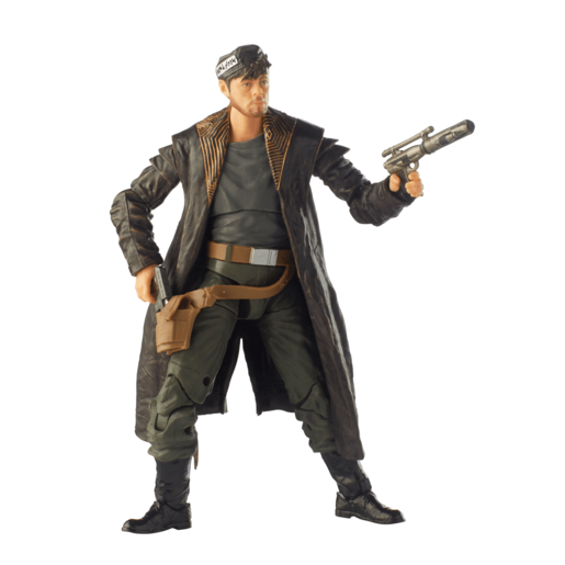 Star Wars The Black Series 15cm Figure - DJ (Canto Bight)