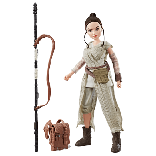 Star Wars Forces Of Destiny 30cm Figure - Rey of Jakku