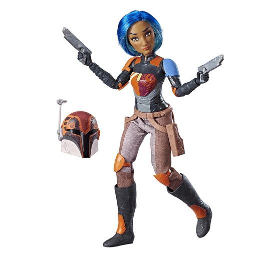 Star Wars Forces of Destiny 30cm Figure - Sabine Wren