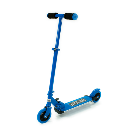 Lightning Strike Scooter - Blue