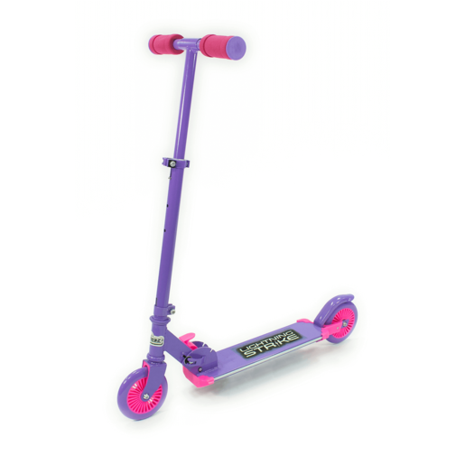 Lightning Strike Scooter - Pink