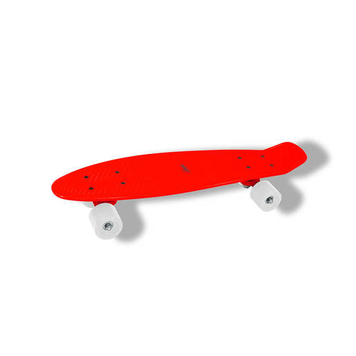 Ozbozz 57cm Plastic Mini Skateboard (Colours Vary)