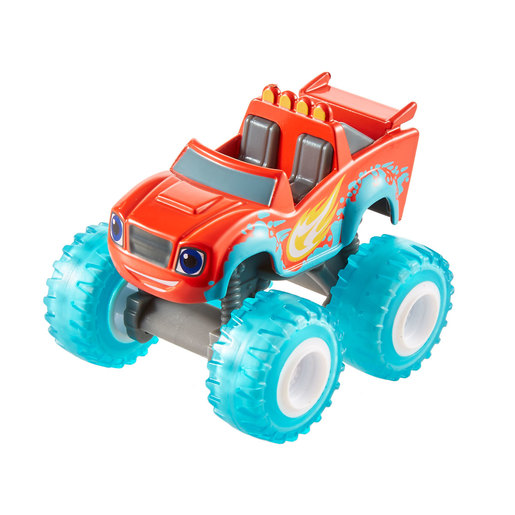 Fisher-Price Blaze and the Monster Machines Die Cast Vehicle - Water Rider Blaze