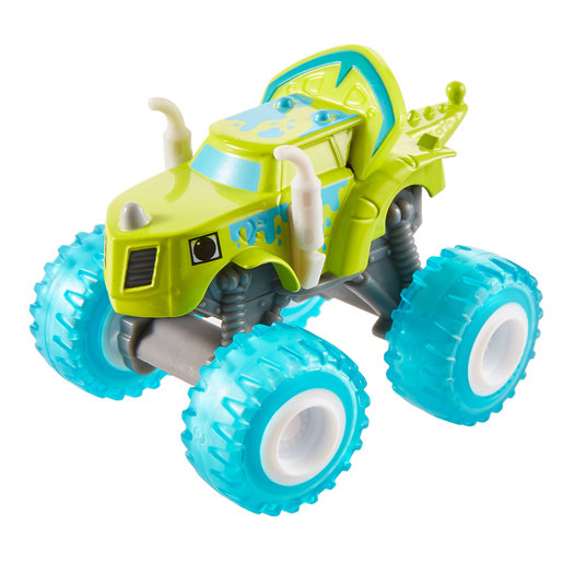 Fisher-Price Blaze and the Monster Machines Die Cast Vehicle - Water Rider Zeg