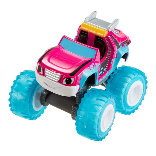 Fisher-Price Blaze and the Monster Machines Die Cast Vehicle - Water Rider Watts