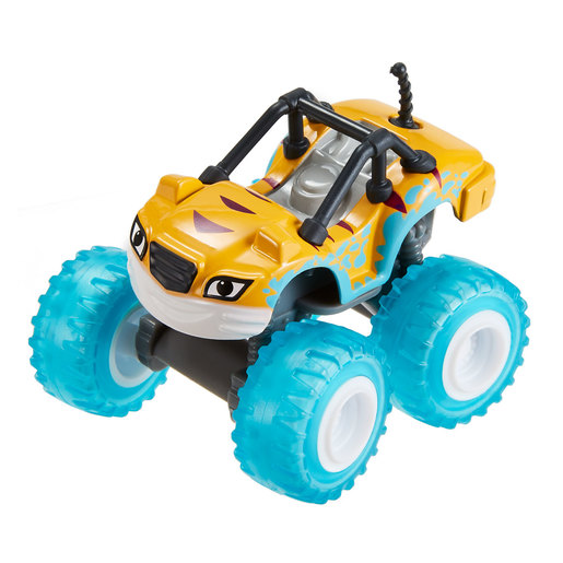 Fisher-Price Blaze and the Monster Machines Die Cast Vehicle - Water Rider Stripes