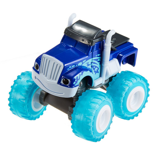Fisher-Price Blaze and the Monster Machines Die Cast Vehicle - Water Rider Crusher