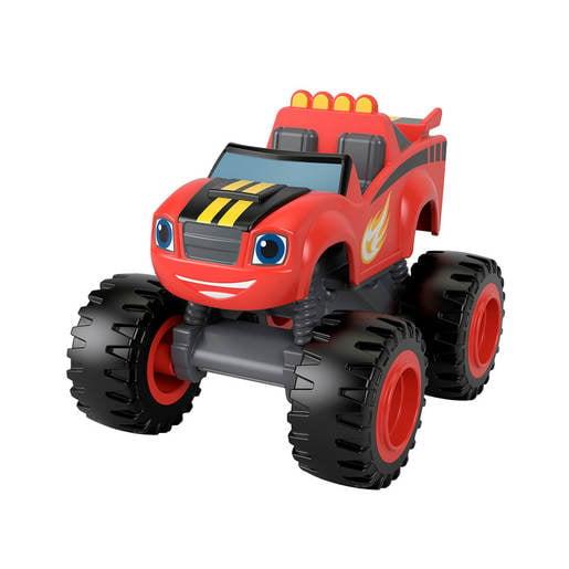 Blaze And The Monster Machines Car   Racing Flag Blaze