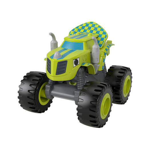 Blaze And The Monster Machines Car - Racing Flag Zeg from TheToyShop