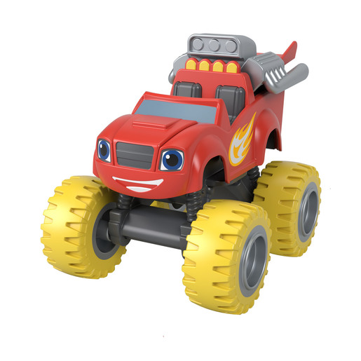 Nickelodeon Blaze and the Monster Machines Vehicle - Blaze from TheToyShop