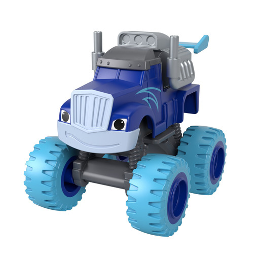 Nickelodeon Blaze and the Monster Machines Vehicle - Crusher from TheToyShop