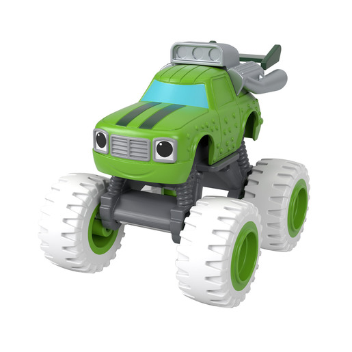 Nickelodeon Blaze and the Monster Machines Vehicle - Pickle from TheToyShop