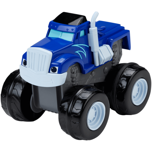 Fisher Price Blaze And The Monster Machines Slam & Go Crusher