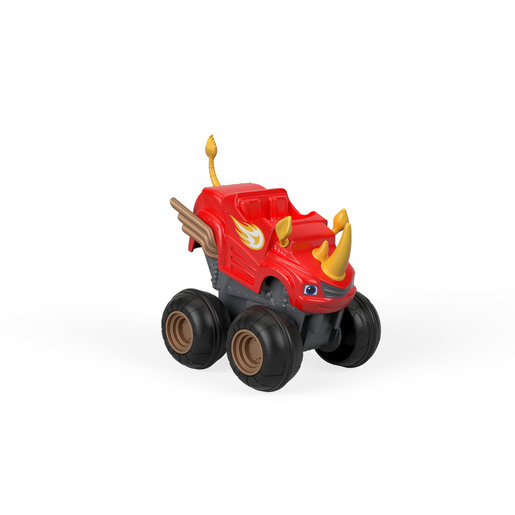 Fisher-Price Blaze and the Monster Machines Slam & Go - Rhino Blaze