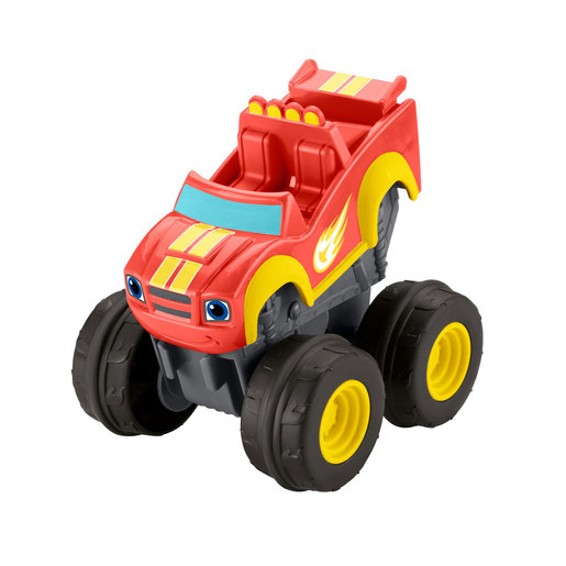 Blaze And The Monster Machines - Slam & Go Racer: Blaze