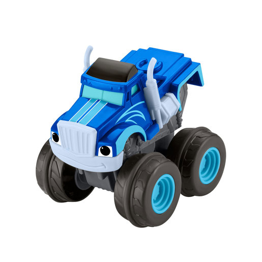 Blaze And The Monster Machines - Slam & Go Racer: Crusher