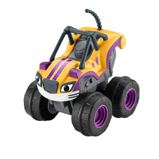 Blaze And The Monster Machines - Slam & Go Racer: Stripes